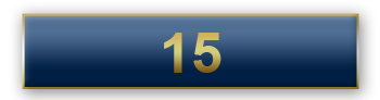 Years of service bars 15 years of service blue citation bar part