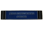 CIO - Crisis Intervention Officer Bar