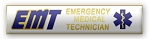 EMT - Emergency Medical Technician Service Bar