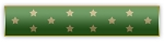 Green Medal of Honor Award Bar