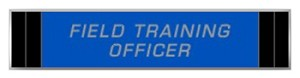 FTO - Field Training Officer Bar